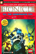 BIONICLE VOL 6 UNDERWATER CITY GN