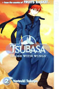 TSUBASA VOL 2 (OF 3) THOSE WITH WINGS GN
