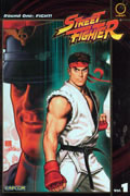 STREET FIGHTER VOL 1 TP NEW ED