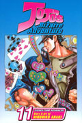 JOJOS BIZARRE ADVENTURE VOL 11 TP