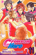 CRIMSON HERO VOL 11 TP