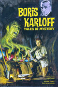 BORIS KARLOFF TALES OF MYSTERY ARCHIVES HC VOL 03