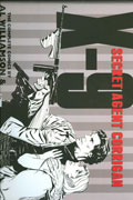 X-9 SECRET AGENT CORRIGAN HC VOL 01