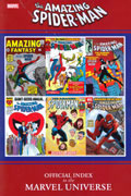 AMAZING SPIDER-MAN TP OFF INDEX MARVEL UNIVERSE GN