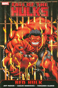 HULK FALL OF HULKS TP RED HULK
