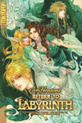 RETURN TO LABYRINTH GN VOL 04 (OF 4)