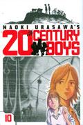 NAOKI URASAWA 20TH CENTURY BOYS GN VOL 10