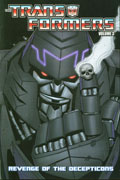 TRANSFORMERS ONGOING TP VOL 03