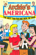 ARCHIE AMERICANA HC VOL 02 THE 50S