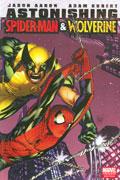ASTONISHING SPIDER-MAN AND WOLVERINE PREM HC