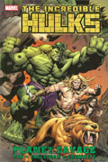INCREDIBLE HULKS TP PLANET SAVAGE