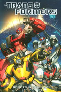 TRANSFORMERS ROBOTS IN DISGUISE ONGOING TP VOL 01
