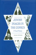 JEWISH IMAGES IN THE COMICS HC
