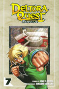 DELTORA QUEST GN VOL 07