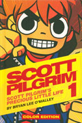 SCOTT PILGRIM COLOR HC VOL 01 (OF 6)