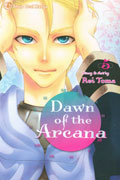 DAWN OF THE ARCANA GN VOL 05