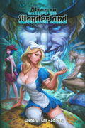 ALICE IN WONDERLAND HC (MR)