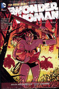 WONDER WOMAN HC VOL 03 IRON (N52)