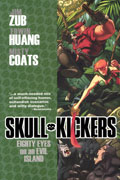 SKULLKICKERS TP VOL 04 EIGHTY EYES ON AN EVIL ISLA
