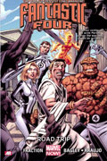 FANTASTIC FOUR TP VOL 02 ROAD TRIP NOW