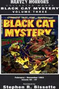 HARVEY HORRORS COLL WORKS BLACK CAT MYSTERY HC VOL 3