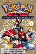 POKEMON ADV HEARTGOLD & SOULSILVER GN VOL 01