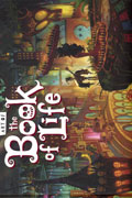 ART OF BOOK OF LIFE HC