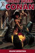 SAVAGE SWORD OF CONAN TP VOL 17