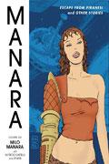 MANARA LIBRARY HC VOL 06 ESCAPE PIRANESI
