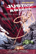 JUSTICE LEAGUE OF AMERICA HC VOL 02 SURVIVORS OF E