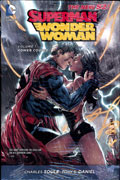 SUPERMAN WONDER WOMAN HC VOL 01 POWER COUPLE (N52)