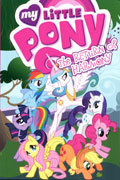 MY LITTLE PONY TP VOL 03 RETURN OF HARMONY