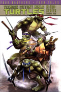 TMNT MICRO SERIES TP VOL 01 NEW PTG
