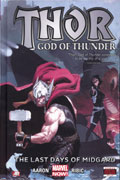 THOR GOD OF THUNDER PREM HC VOL 04 LAST DAYS MIDGARD