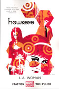 HAWKEYE TP VOL 03 LA WOMAN