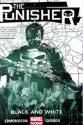 PUNISHER TP VOL 01 BLACK AND WHITE