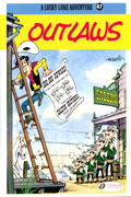 LUCKY LUKE TP VOL 47 OUTLAWS