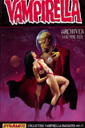 VAMPIRELLA ARCHIVES HC VOL 10 (MR)
