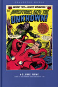 ACG COLL WORKS ADV INTO UNKNOWN HC VOL 09