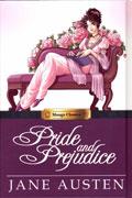 PRIDE & PREJUDICE MANGA CLASSICS HC