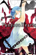 PANDORA HEARTS GN VOL 21