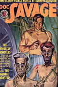 DOC SAVAGE DOUBLE NOVEL VOL 76 MINDLESS MONSTERS