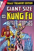 GIANT-SIZED KUNG FU BIBLE STORIES