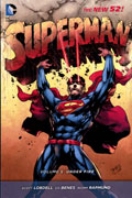 SUPERMAN TP VOL 05 UNDER FIRE