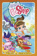 LITTLEST PET SHOP HC WAIT A SECOND