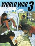 WORLD WAR 3 ILLUSTRATED #46 YOUTH ACTIVISM & CLIMATE (MR)
