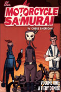 MOTORCYCLE SAMURAI TP VOL 01