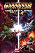 GUARDIANS OF GALAXY BEST STORY EVER TP