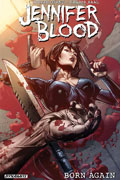 JENNIFER BLOOD BORN AGAIN TP