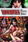 VAMPIRELLA FEARY TALES TP